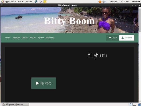 BittyBoom Pussy