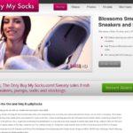 Buy My Socks Discount Free Offer