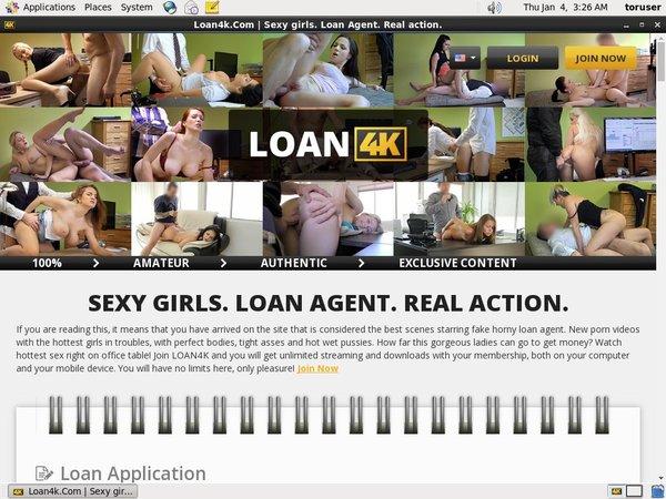 Loan 4k Member Login