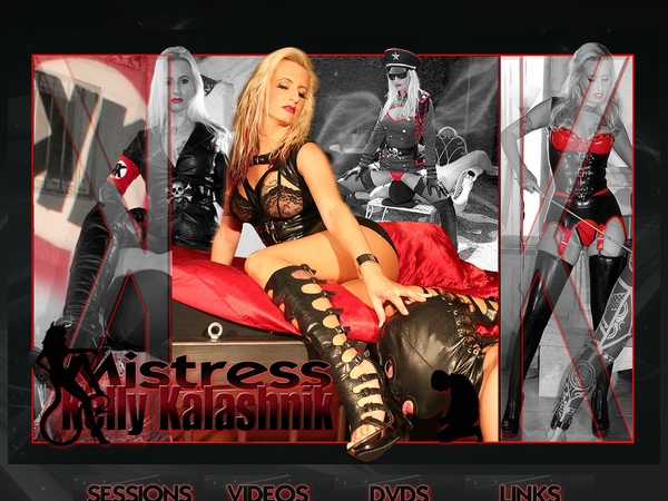 Mistress Kelly Kalashnik Get Password