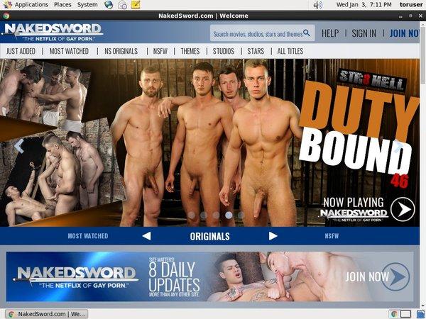 Nakedsword.com Pussy