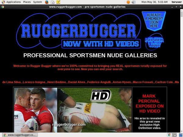 Rugger Bugger Member Trial