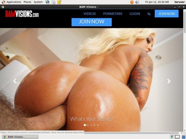 Accounts To Bamvisions.com