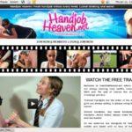 Handjob Heaven Free Trial Membership