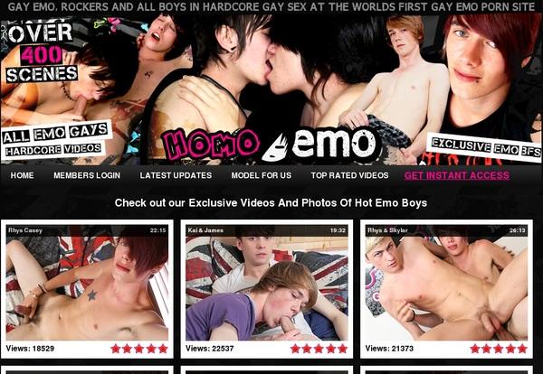 Homoemo.com 할인