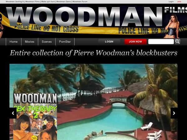 Woodmanfilms Membership Deal