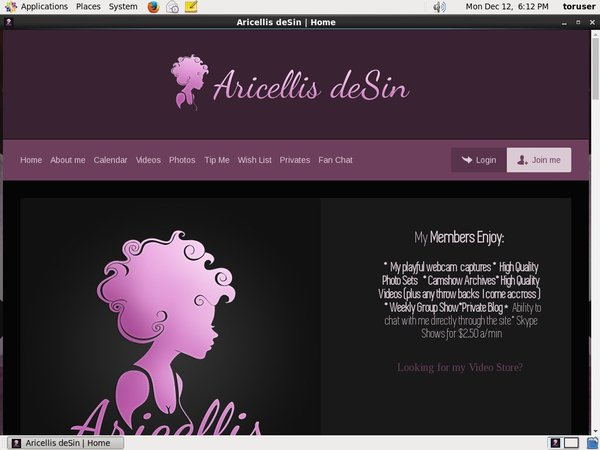 Daily Aricellis DeSin Acc