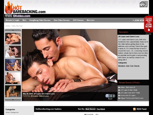 Hot Barebacking Sign Up Form