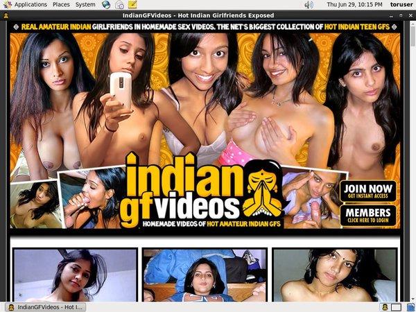 Indian GF Videos Account Gratis