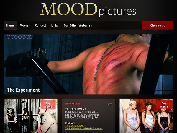 Mood Pictures Order Page
