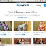 Password Slime Wave