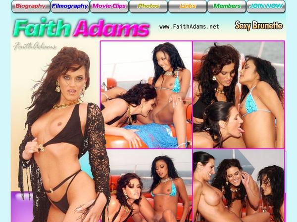 Dl Faith Adams Site Rip