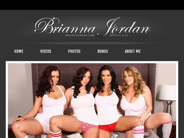 Brianna Jordan Get Trial Membership