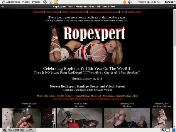 Discount Ropexpert Offer