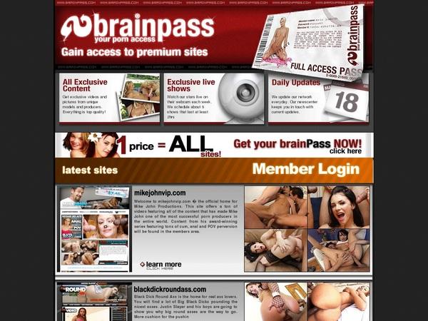 Gratis Brain Pass