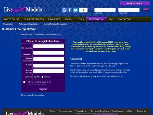 Livesexcammodels.com Ccbill.com
