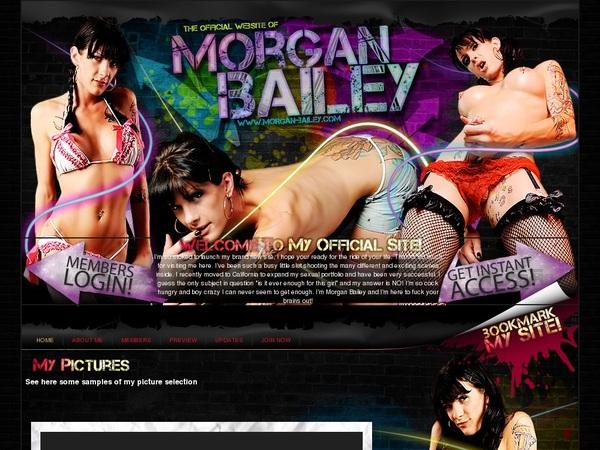 Morganbailey Freies Konto