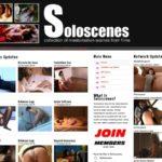 Solo Scenes Scenes