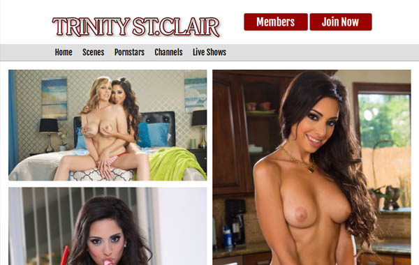 Trinitystclair New Accounts