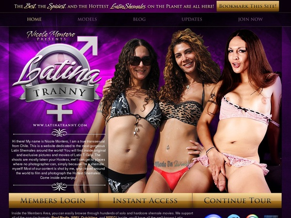 Latinatranny.com With IDeal