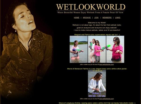 Wet Look World Full Hd Porn