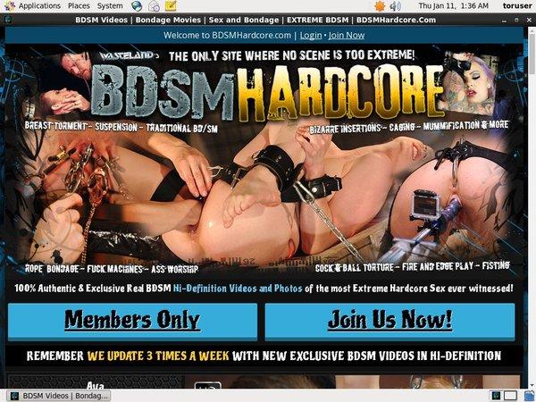 BDSM Hardcore Users
