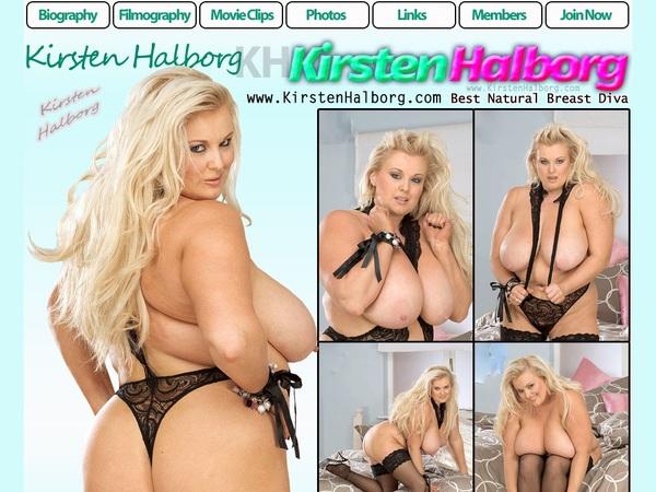 Kirstenhalborg.com Review