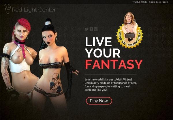 Red Light Center Porn Account