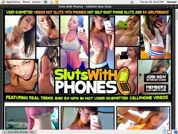 Account Sluts With Phones Free