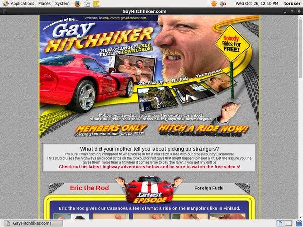 Free Porn Gayhitchhiker