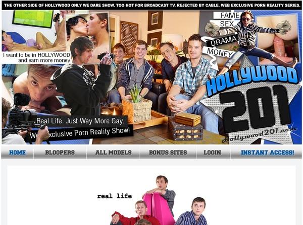 Hollywood 201 Netbilling